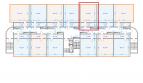 1-комнатная квартира в ЖК Ривьера Сочи с балконом