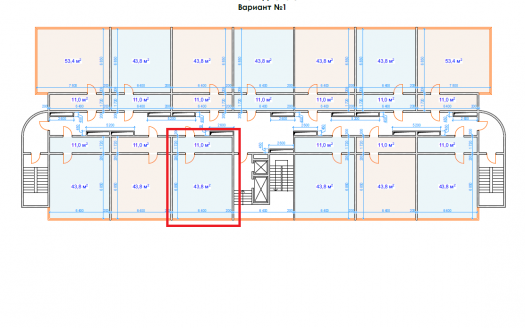 2-комнатная квартира в ЖК Ривьера Сочи