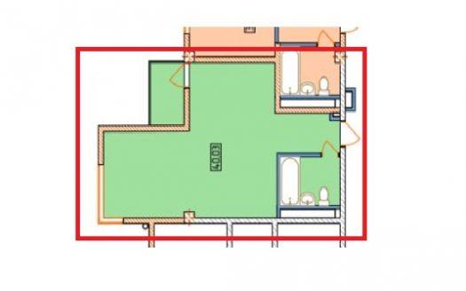 1 комнатная квартира в ЖК Александрит в Сочи