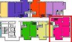 2 комнатная квартира 50.8 кв м ЖК Гранд парк