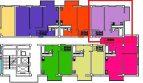 1 комнатная квартира 37.9 кв м ЖК Гранд парк