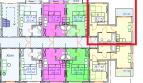 1 комнатная квартира 35.7 кв м в ЖК Мадрид парк 2