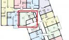 Квартира студия 27,8 кв.м. ЖК «Звезда»