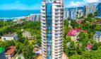 1-комнатная квартира 37 кв м ЖК Нагорная 1 в центре Сочи