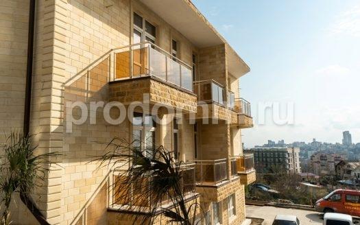 ЖК Прохладная долина Сочи Квартиры с балконом