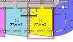 Студия 37,4 кв м Крымский апартотель квартиры в новостройках Сочи