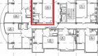 2-х комнатная квартира 43,8 кв м ЖК Посейдон Сочи с видом на море