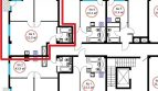 3-комнатная квартира 53 кв м в ЖК Гармония-4 новостройка Сочи