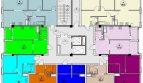 3-комнатная квартира 50,9 кв м ЖК Каньон-1 недвижимость Сочи