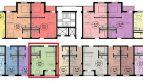 Однокомнатная квартира 36 кв м ЖК Каньон 2 в центральном Сочи