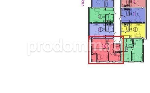 ЖК Майами Сочи - квартира 46 кв м 2 этаж