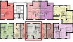 Квартира студия 36 кв м ЖК Каньон 2 с ремонтом и видом на море Сочи