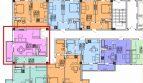 1 комнатная квартира 32,4 кв м ЖК «Мадрид 5» Сочи цена застройщика
