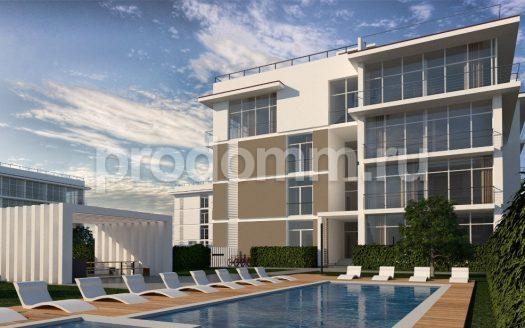 ЖК Монблан Сочи Апартаменты элит-класса с видом на море и горы