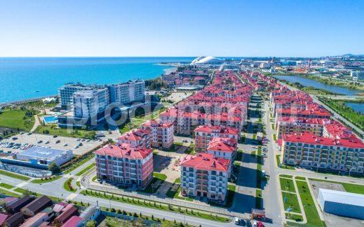 Сиа Сайд Адлер апартаменты у моря