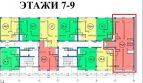 3-х комнатная квартира 74,5 кв м ЖК «Сен-Тропе» для ПМЖ в Сочи цена застройщика