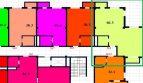Апартаменты 66,3 кв м ЖК River House цена застройщика Сочи
