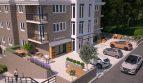 2-комнатная квартира 43,5 кв м ЖК Вишнёвый парк с балконом