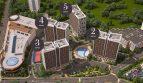 Студия 29,92 кв м ЖК «Аллея Парк» Дагомыс инвестиции в недвижимость
