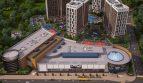 Квартира 25,68 кв м ЖК «Аллея Парк» Дагомыс цена застройщика