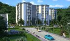 Однокомнатная квартира 32 кв м ЖК «Чайный Берег» Сочи Дагомыс