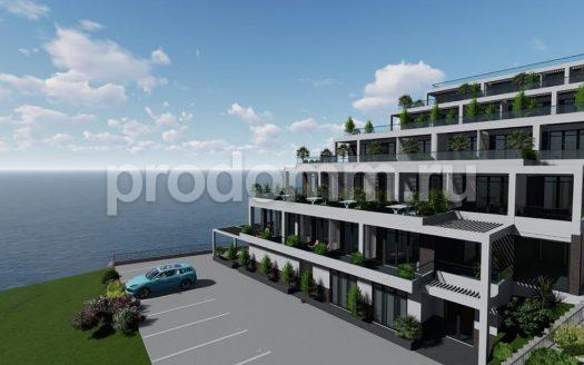 АК Морской каскад апартаменты у моря